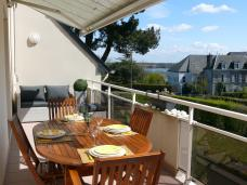 Location appartement Dinard Bord de Rance