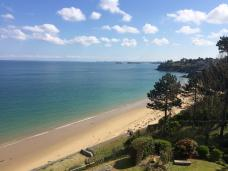 Location appartement vue Mer Dinard