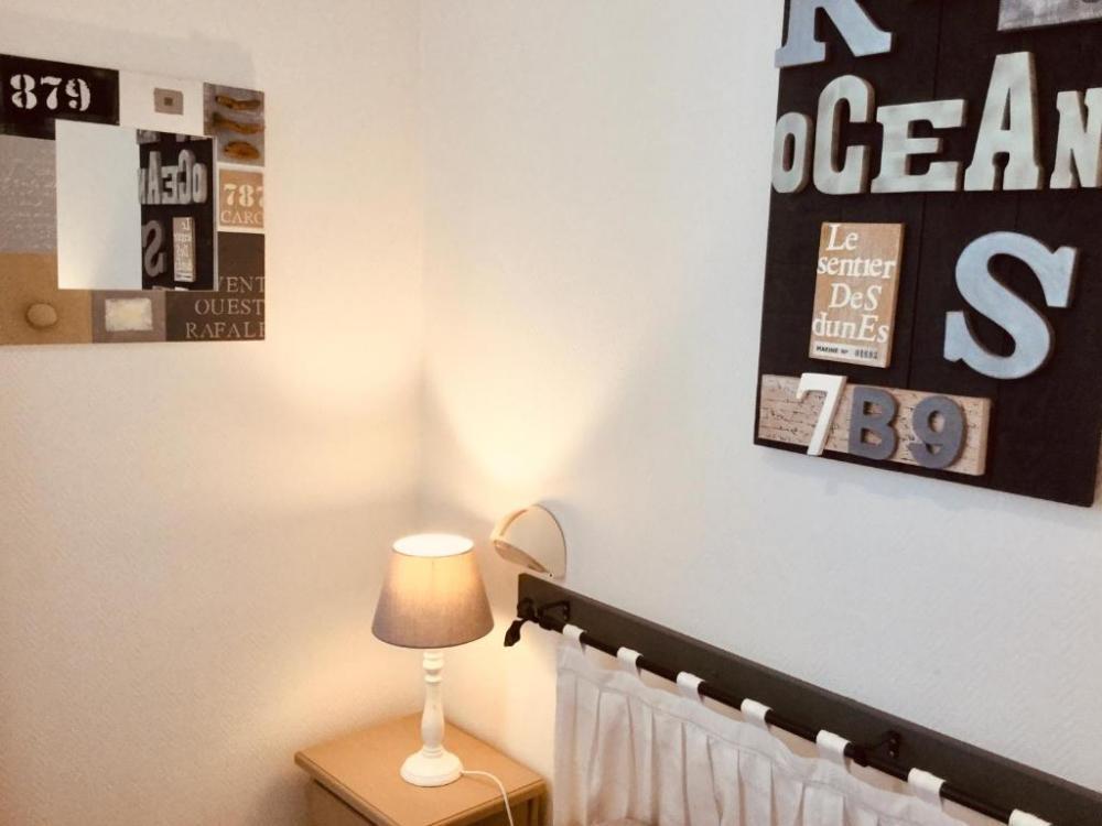 Location appartement et studio à Dinard